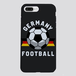 Germany Football iPhone 8/7 Plus Tough Case