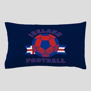 Iceland Football Pillow Case