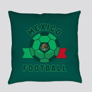 Mexico Football Everyday Pillow