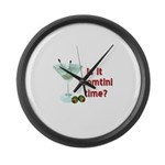 Momtini Large Wall Clock