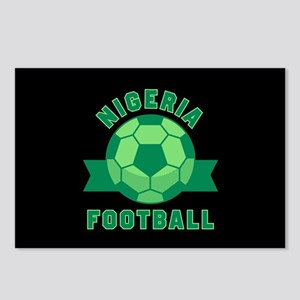 Nigeria Football Postcards (Package of 8)
