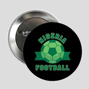 "Nigeria Football 2.25"" Button (10 pack)"
