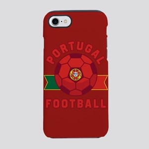 Portugal Football iPhone 8/7 Tough Case