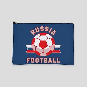 Russia Football Makeup Bag