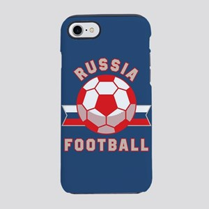 Russia Football iPhone 8/7 Tough Case