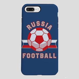 Russia Football iPhone 8/7 Plus Tough Case
