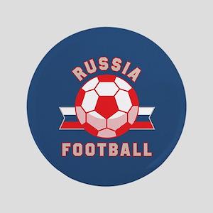 "Russia Football 3.5"" Button"
