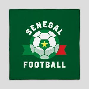 Senegal Football Queen Duvet