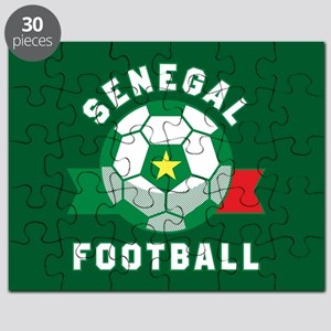 Senegal Football Puzzle