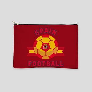 Spain Football Makeup Bag