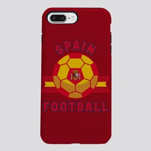 Spain Football iPhone 8/7 Plus Tough Case