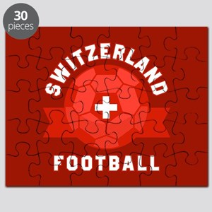 Switzerland Football Puzzle