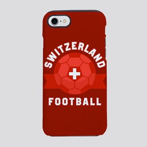 Switzerland Football iPhone 8/7 Tough Case
