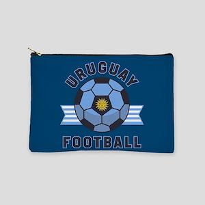 Uruguay Football Makeup Bag