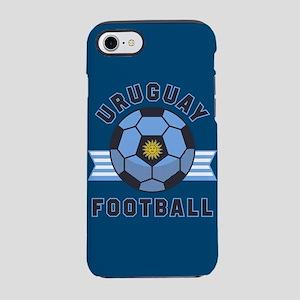 Uruguay Football iPhone 8/7 Tough Case