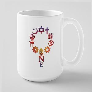 Colorful World Unity Mug Mugs