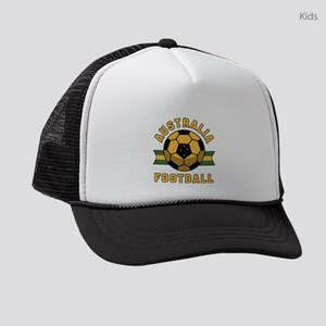 Australia Football Kids Trucker hat