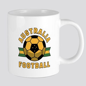 Australia Football Mugs