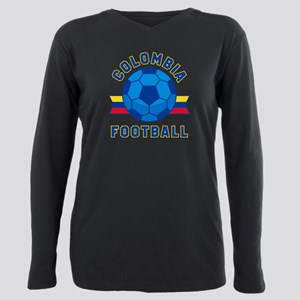 Colombia Football T-Shirt