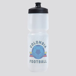 Colombia Football Sports Bottle