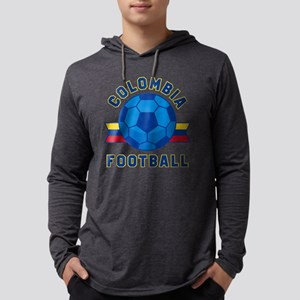 Colombia Football Long Sleeve T-Shirt
