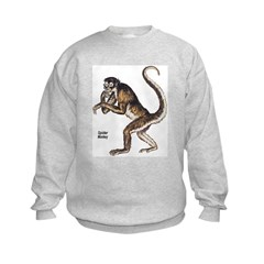 Spider Monkey Sweatshirt