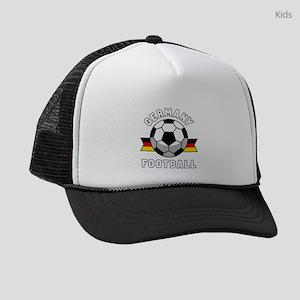 Germany Football Kids Trucker hat