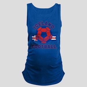 Iceland Football Tank Top