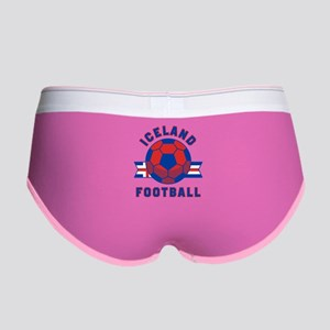 Iceland Football Women's Boy Brief