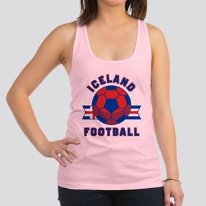 Iceland Football Tank Top
