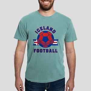 Iceland Football T-Shirt
