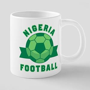 Nigeria Football Mugs
