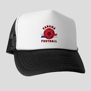 Panama Football Trucker Hat