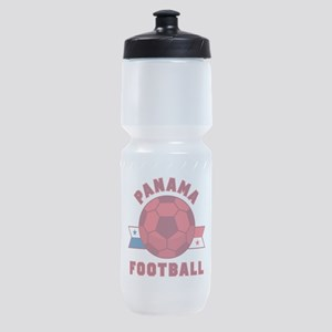 Panama Football Sports Bottle