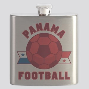Panama Football Flask