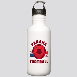 Panama Football Water Bottle