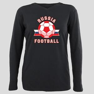 Russia Football T-Shirt
