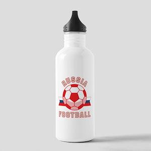 Russia Football Water Bottle