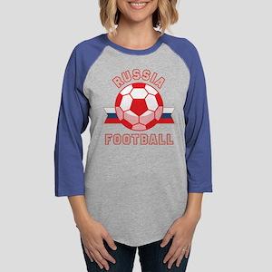 Russia Football Long Sleeve T-Shirt