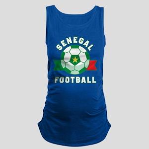 Senegal Football Tank Top