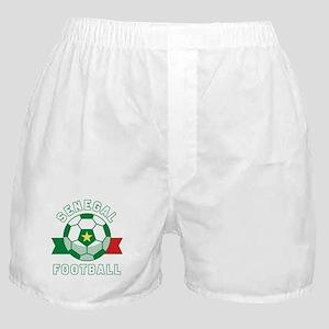 Senegal Football Boxer Shorts