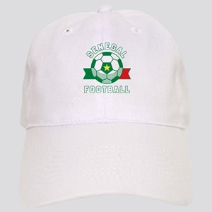 Senegal Football Baseball Cap