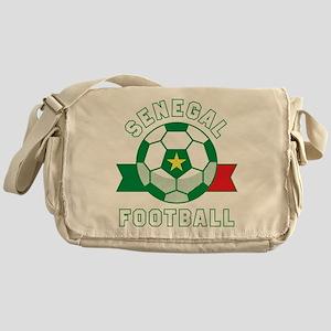 Senegal Football Messenger Bag