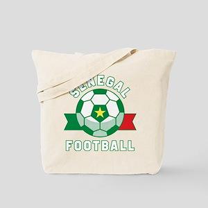 Senegal Football Tote Bag
