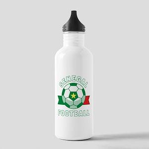 Senegal Football Water Bottle