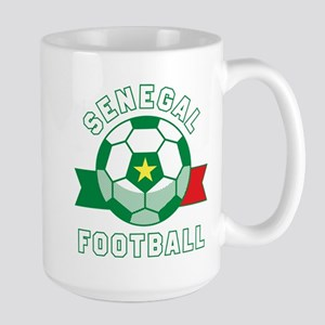 Senegal Football Mugs