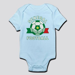 Senegal Football Body Suit