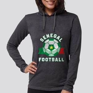 Senegal Football Long Sleeve T-Shirt