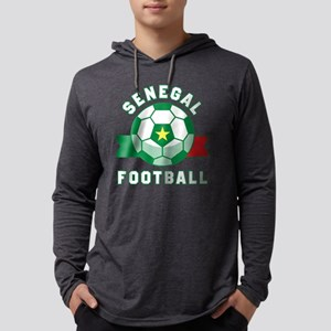 Senegal Football Long Sleeve T-Shirt