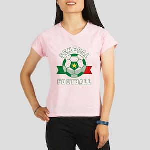 Senegal Football Performance Dry T-Shirt
